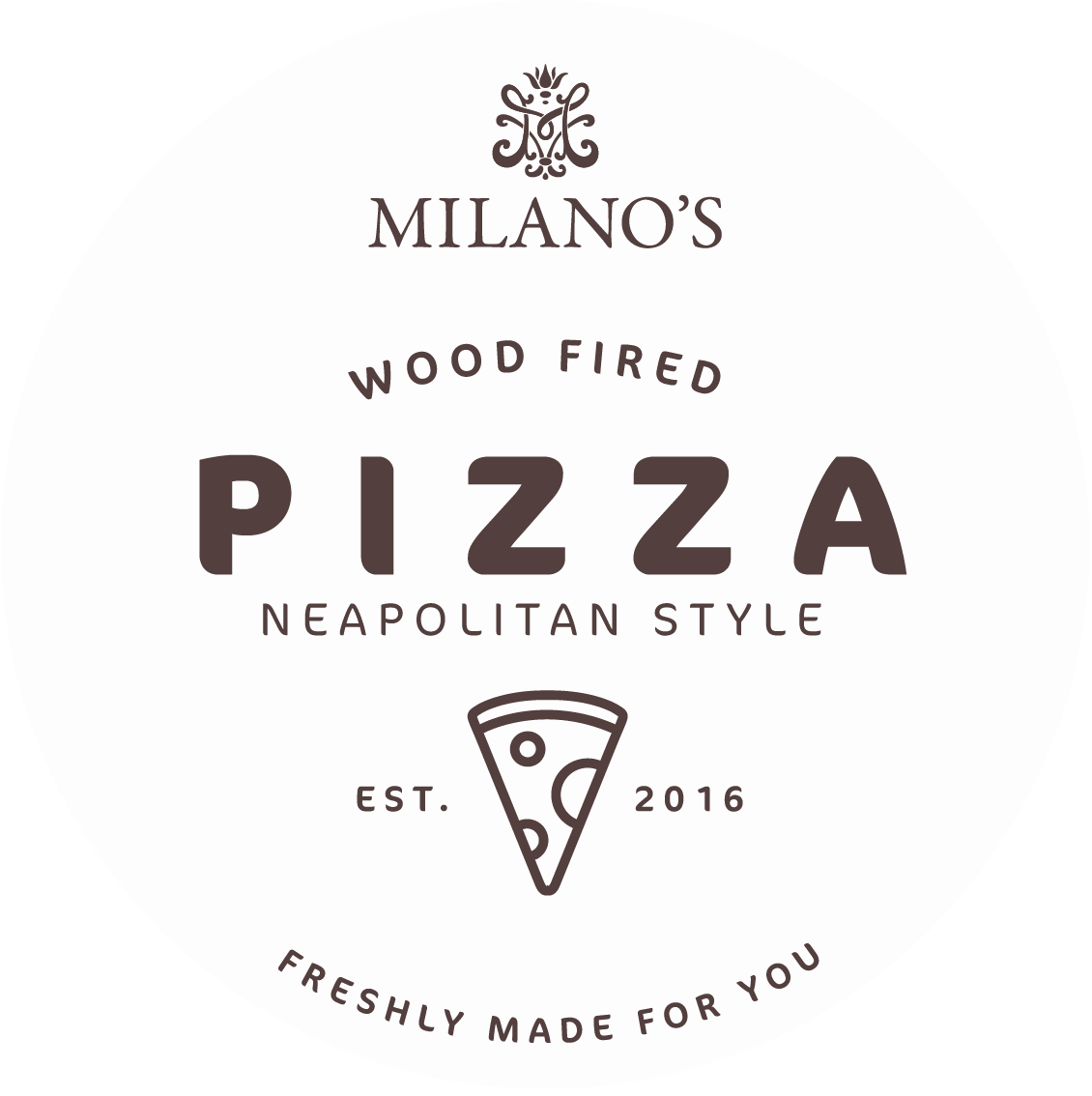 Milanos Pizza